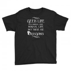 geek life Youth Tee | Artistshot