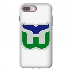 hartford whalers logo iPhone 8 Plus | Artistshot