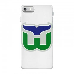 hartford whalers logo iPhone 7 Case | Artistshot