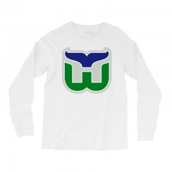 hartford whalers logo Long Sleeve Shirts | Artistshot