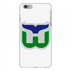 hartford whalers logo iPhone 6 Plus/6s Plus Case | Artistshot