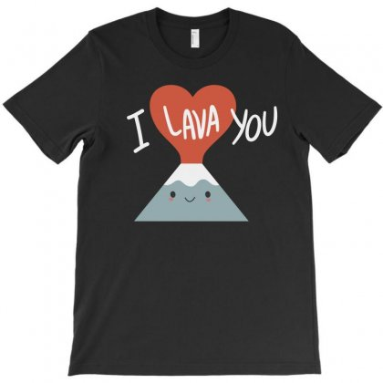 I Love You T-shirt Designed By Republic Of Design