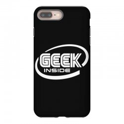 geek inside iPhone 8 Plus Case | Artistshot