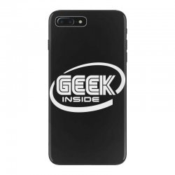 geek inside iPhone 7 Plus Case | Artistshot