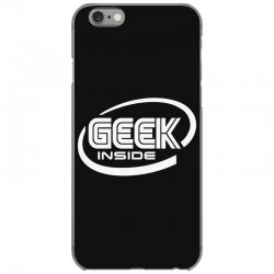 geek inside iPhone 6/6s Case | Artistshot