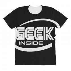 geek inside All Over Women's T-shirt | Artistshot