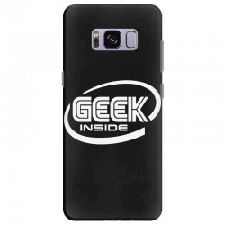 geek inside Samsung Galaxy S8 Plus Case | Artistshot