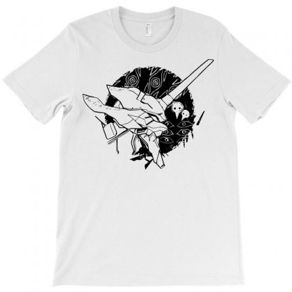 Eva 01 Berserk T-shirt Designed By Sbm052017