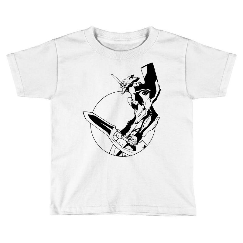 060d2c0ad2c Custom Eva 01 Toddler T-shirt By Sbm052017 - Artistshot