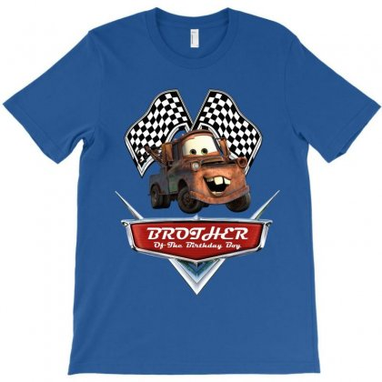 Brother Mater T-shirt Designed By Nurbetulk