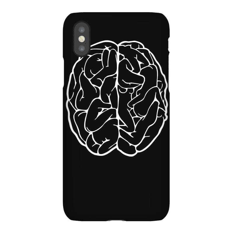 Funny Male Brain Ideal Birthday Gift Or Present IPhoneX Case