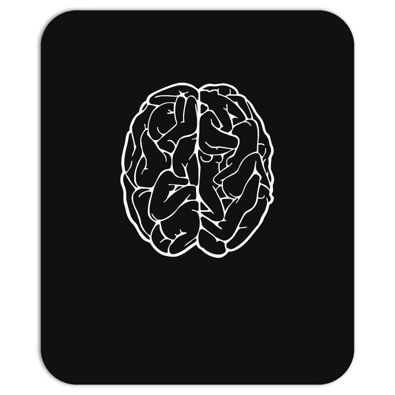 Funny Male Brain Ideal Birthday Gift Or Present Mousepad
