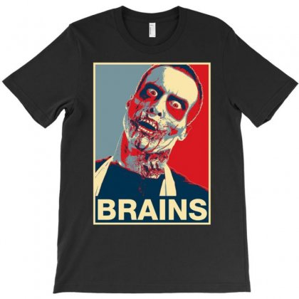 Zombie Poster, Ideal Birthday Gift Or Present T-shirt Designed By Mdk Art