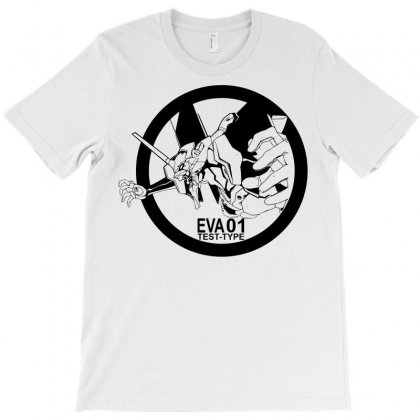Eva 01 T-shirt Designed By Sbm052017