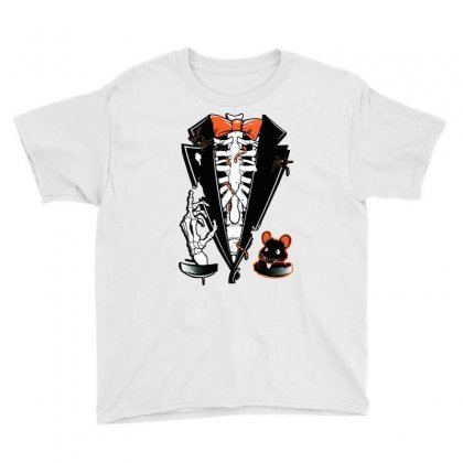 Halloween Costume Youth Tee Designed By Wizarts
