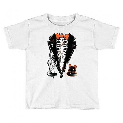 Halloween Costume Toddler T-shirt Designed By Wizarts