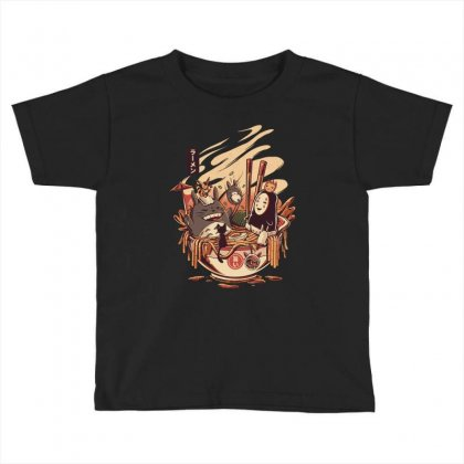 Popular Ramen Toddler T-shirt Designed By Wizarts