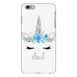 birthday unicorn family series dad iPhone 6 Plus/6s Plus Case | Artistshot