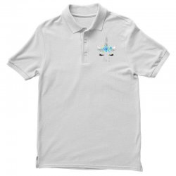 birthday unicorn family series dad Polo Shirt | Artistshot