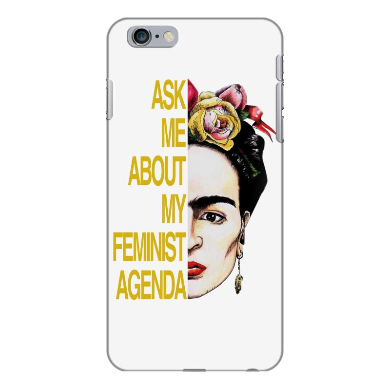 Wonder Woman ask me about my feminist agenda iphone case