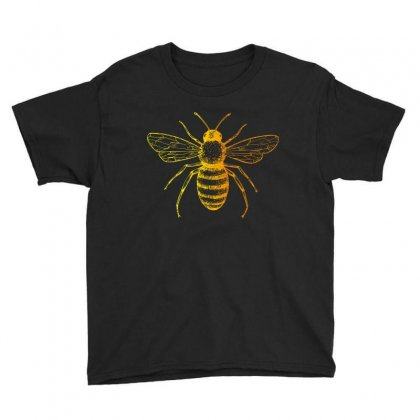 Bee Youth Tee Designed By Zeynepu