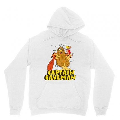 Captain Caveman Unisex Hoodie Designed By Better
