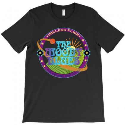The Moody Blues T-shirt Designed By Better