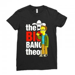 big bang theory leonard, ideal gift or birthday present. Ladies Fitted T-Shirt | Artistshot