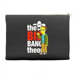 big bang theory leonard, ideal gift or birthday present. Accessory Pouches | Artistshot