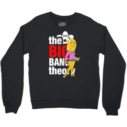 big bang theory penny, ideal gift or birthday present. Crewneck Sweatshirt | Artistshot