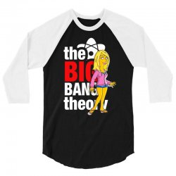 big bang theory penny, ideal gift or birthday present. 3/4 Sleeve Shirt | Artistshot