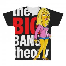 big bang theory penny, ideal gift or birthday present. All Over Men's T-shirt | Artistshot