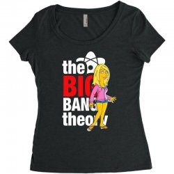 big bang theory penny, ideal gift or birthday present. Women's Triblend Scoop T-shirt | Artistshot