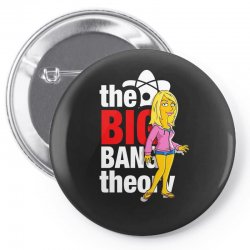 big bang theory penny, ideal gift or birthday present. Pin-back button | Artistshot