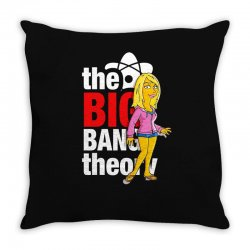 big bang theory penny, ideal gift or birthday present. Throw Pillow | Artistshot