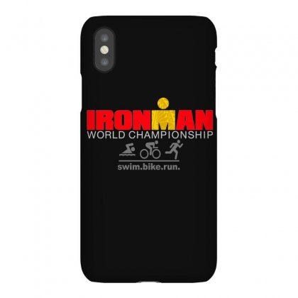 Ironman Triathlon World Championship Iphonex Case Designed By Mdk Art