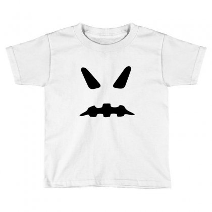 Halloween Ghost Funny Tshirt Toddler T-shirt Designed By Mdk Art
