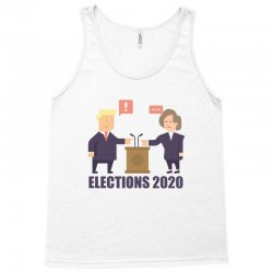 elections 2020 Tank Top | Artistshot