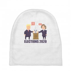 elections 2020 Baby Beanies | Artistshot