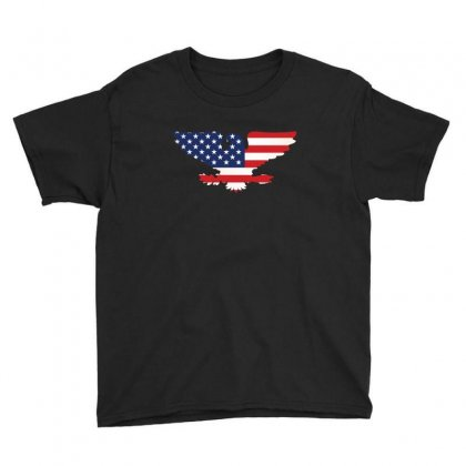 American Eagle Youth Tee Designed By Wizarts