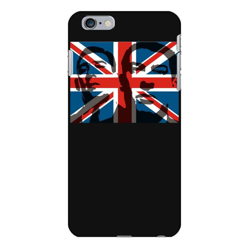 The Kray Twins Union Jack Ideal Birthday Present Or Gift IPhone 6 Plus 6s Case