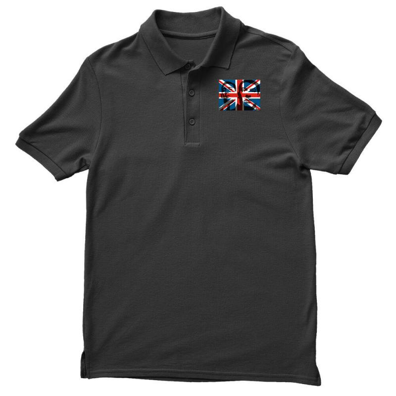 The Kray Twins Union Jack Ideal Birthday Present Or Gift Polo Shirt
