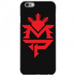 manny pacquiao red mp logo boxer sports iPhone 6/6s Case | Artistshot