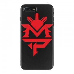 manny pacquiao red mp logo boxer sports iPhone 7 Plus Case | Artistshot