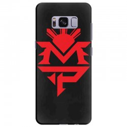 manny pacquiao red mp logo boxer sports Samsung Galaxy S8 Plus Case | Artistshot