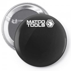 matco tools logo Pin-back button | Artistshot