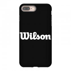 wilson white logo iPhone 8 Plus Case | Artistshot