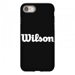 wilson white logo iPhone 8 Case | Artistshot