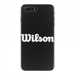 wilson white logo iPhone 7 Plus Case | Artistshot