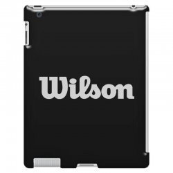 wilson white logo iPad 3 and 4 Case | Artistshot